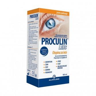 PROCULIN® LENS - otopina za leće, putno pakiranje 100 ml