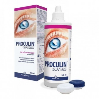 PROCULIN® SOFT LENS - otopina za leće, 360 ml