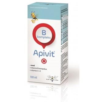 APIPHARMA APIVIT B KOMPLEKS SIRUP 100ml