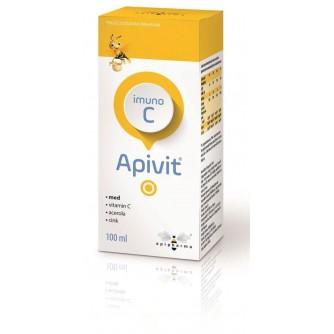 APIPHARMA APIVIT IMUNO C 100ml