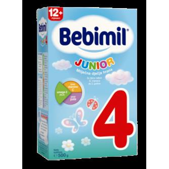 BEBIMIL 4 JUNIOR 500 grama