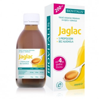 BIOVITALIS JAGLAC tekući dodatak prehrani 200ML