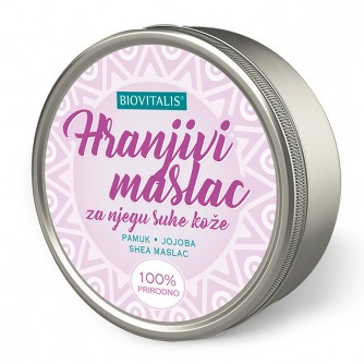 BIOVITALIS HRANJIVI MASLAC 150ML