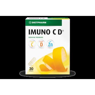 DIETPHARM IMUNO CD KAPSULE 30 KOM