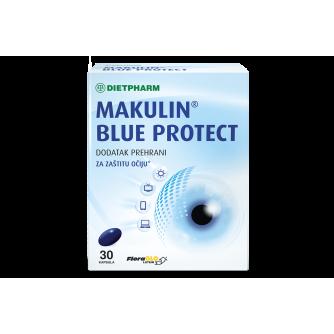 DIETPHARM MAKULIN BLUE PROTECT KAPSULE 30 KOM