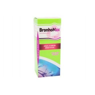 HAMAPHARM BRONHOMAX tekući dodatak prehrani 200ml