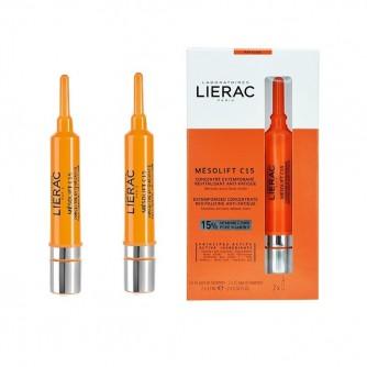 LIERAC  MESOLIFT C15 SERUM 2X15ml