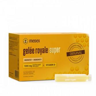 MEDEX GELEE ROYALE SUPER AMPULE 16 KOM
