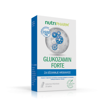 NUTRIPHARM GLUKOZAMIN FORTE A30