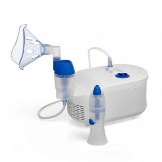 Omron C102 Total inhalator + nosni tuš
