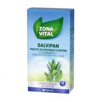 ZONA VITAL SALVIPAN PASTILE A20