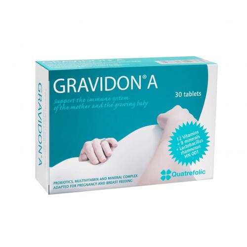 GRAVIDON TABLETE A30