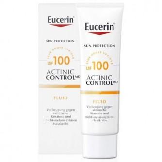 EUCERIN ACTINIC CONTROL FLUID SPF 100 80ML